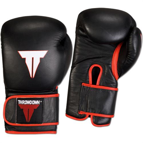 Throwdown Molded-Foam Elite Sparring Gloves